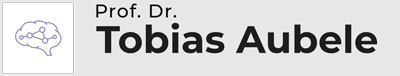 Prof. Dr. Tobias Aubele Logo
